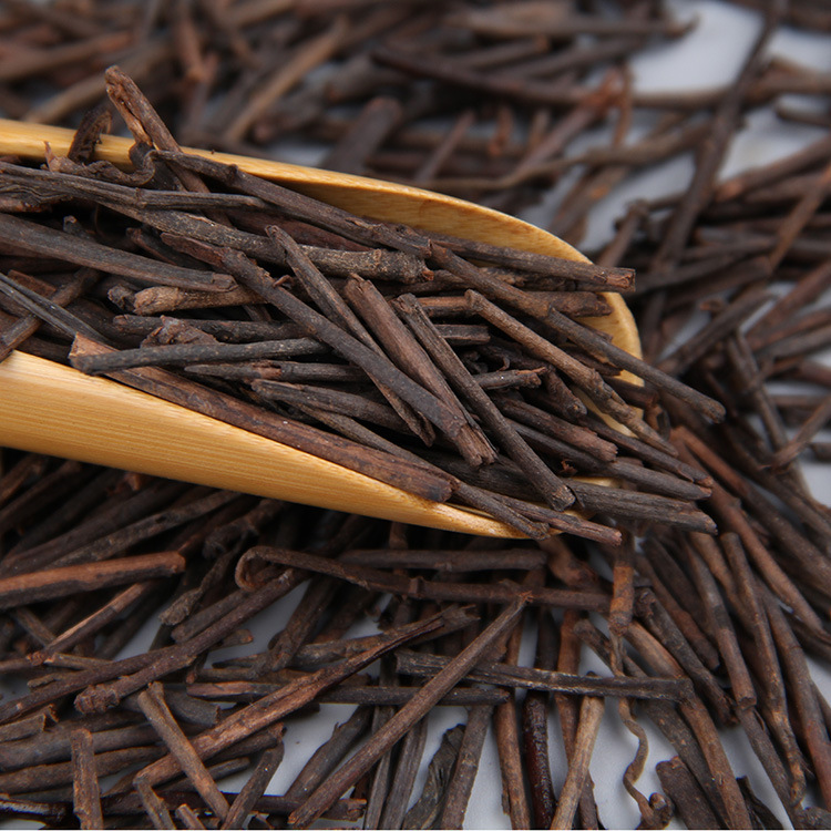 2006 old tea stalk Pu´er